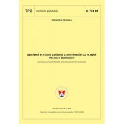 TPG 704 01 (včetně změny 1)