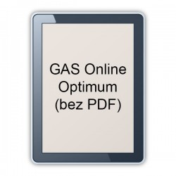 GAS Online Optimum (bez PDF)